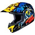 HJC MX helmets