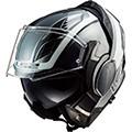 LS2 flip up helmets