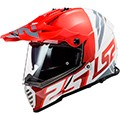 LS2 MX / trail helmets
