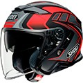 Shoei open face helmets