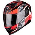 Scorpion replica helmets